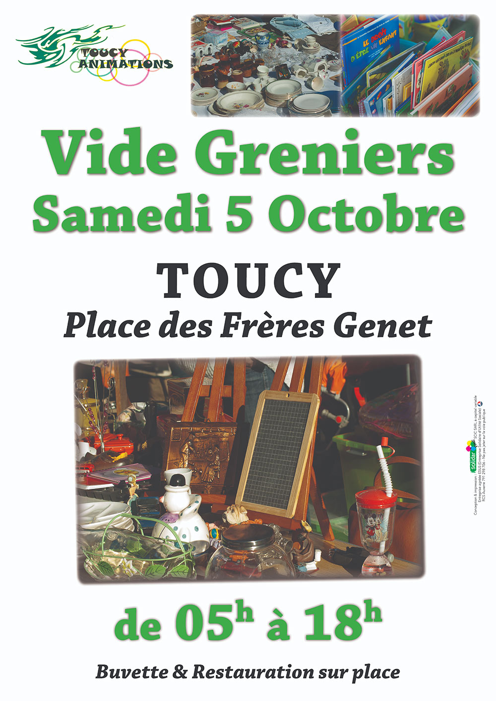 Image Vide-greniers Toucy